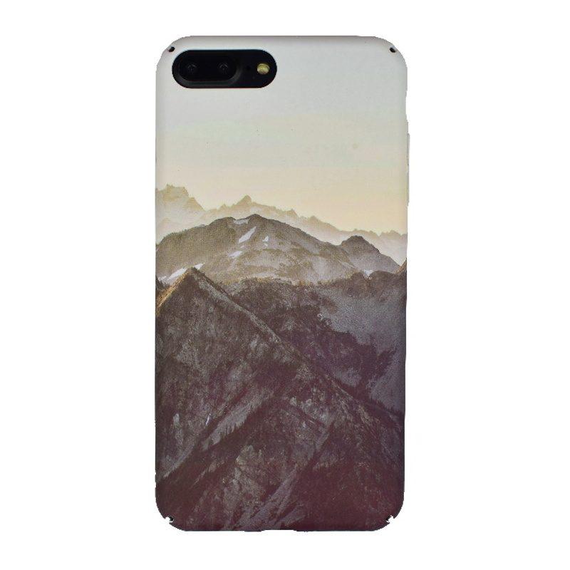 Plastový kryt na iPhone 7/8 Plus Mountains