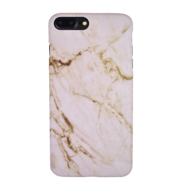 Plastový kryt na iPhone 7/8 Plus White Marble