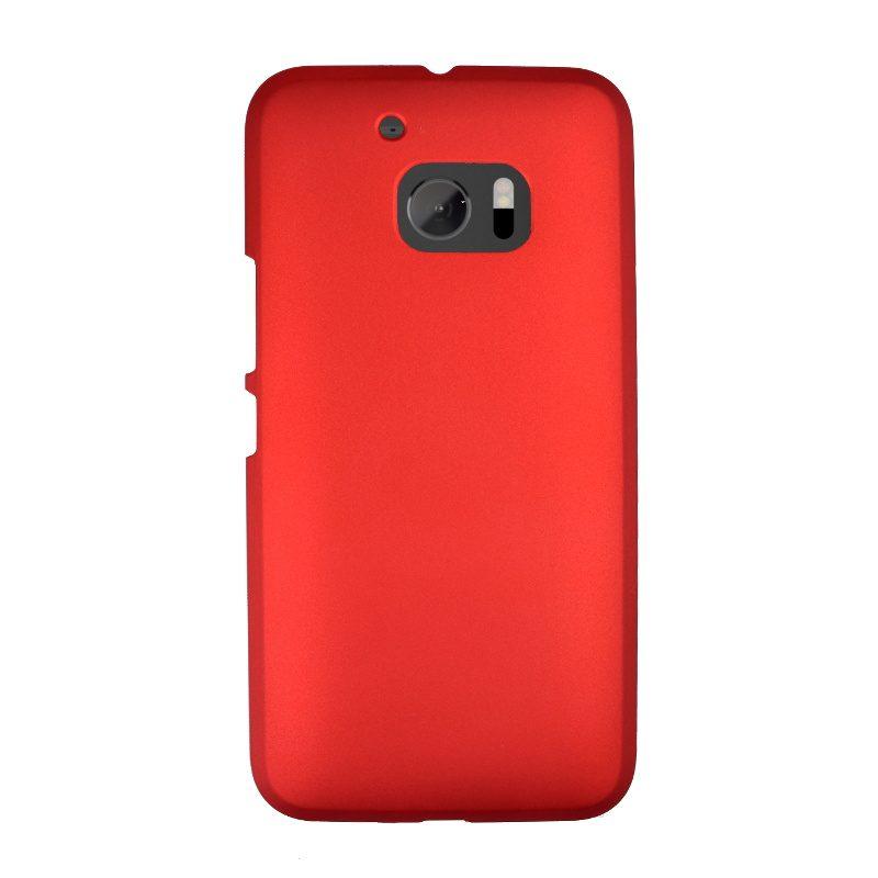 Plastový kryt na HTC One M10 Red