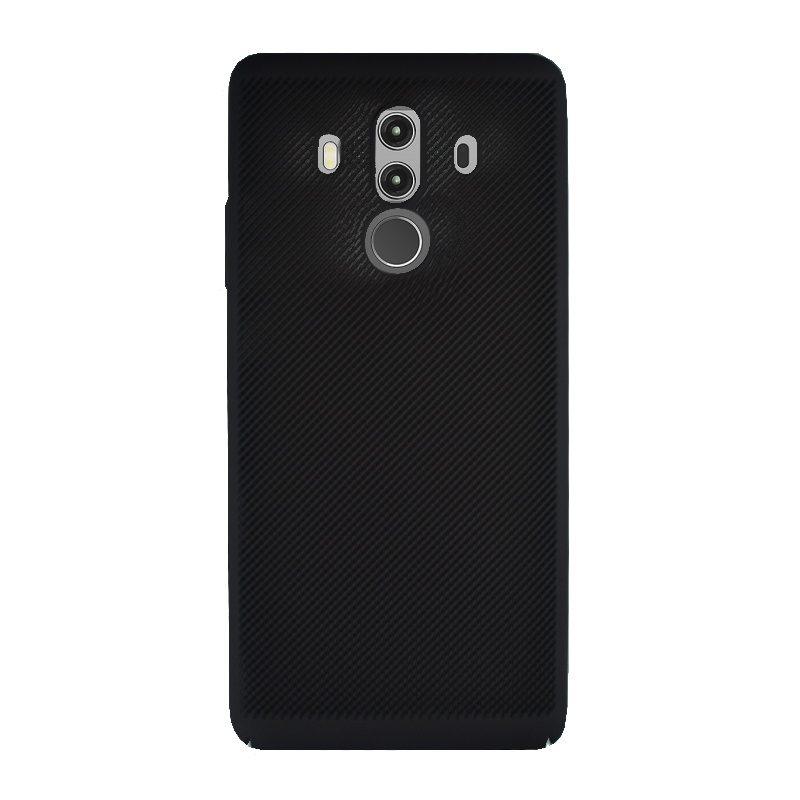 Plastový kryt na Huawei Mate 10 Pro dierkovaný Black
