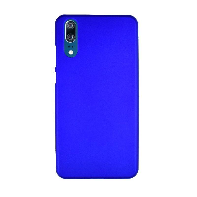 Plastový kryt na Huawei P20 Blue