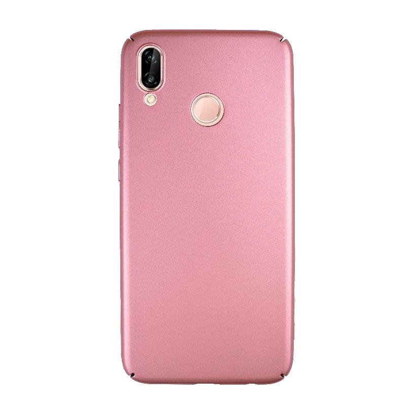 Plastový kryt na Huawei P20 Lite Rose Gold