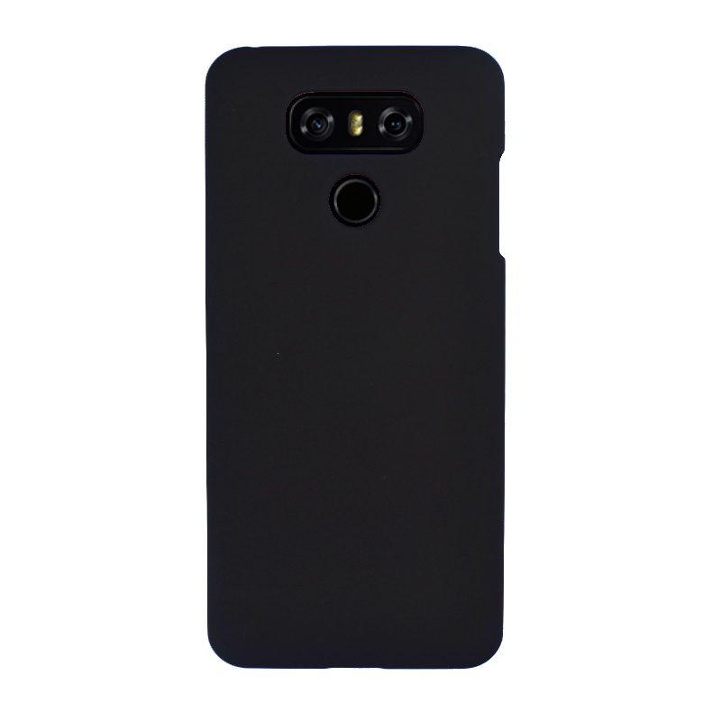 LG G6 plastový kryt Black 1