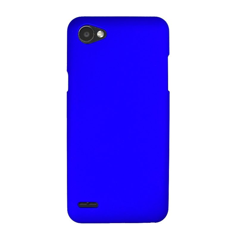 Plastový kryt na LG Q6 Blue