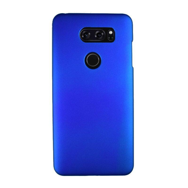 LG V30 plastový kryt Blue 1
