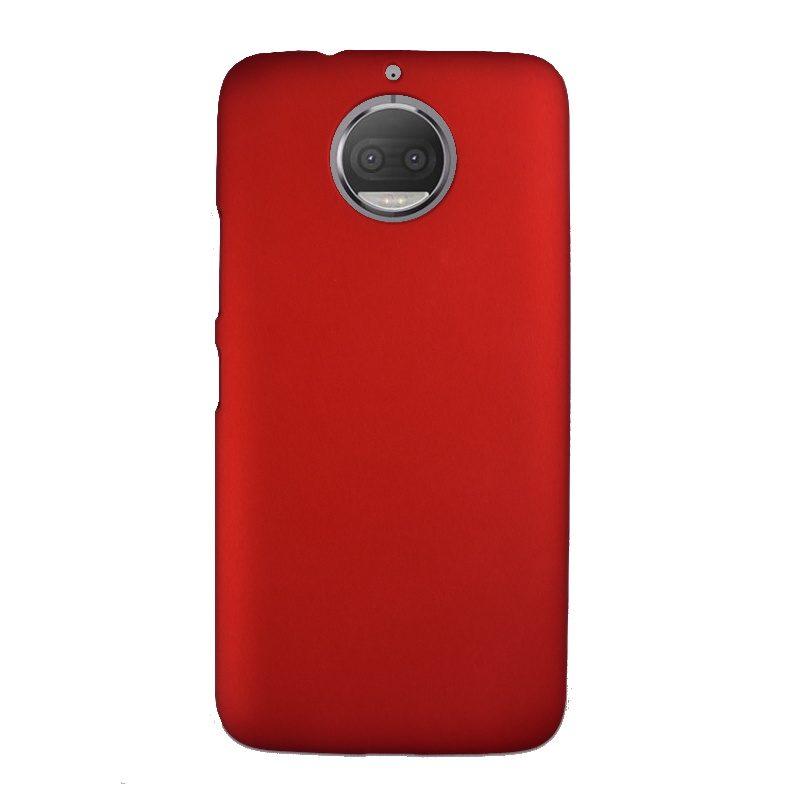 Plastový kryt na Lenovo Moto G5s Plus Red