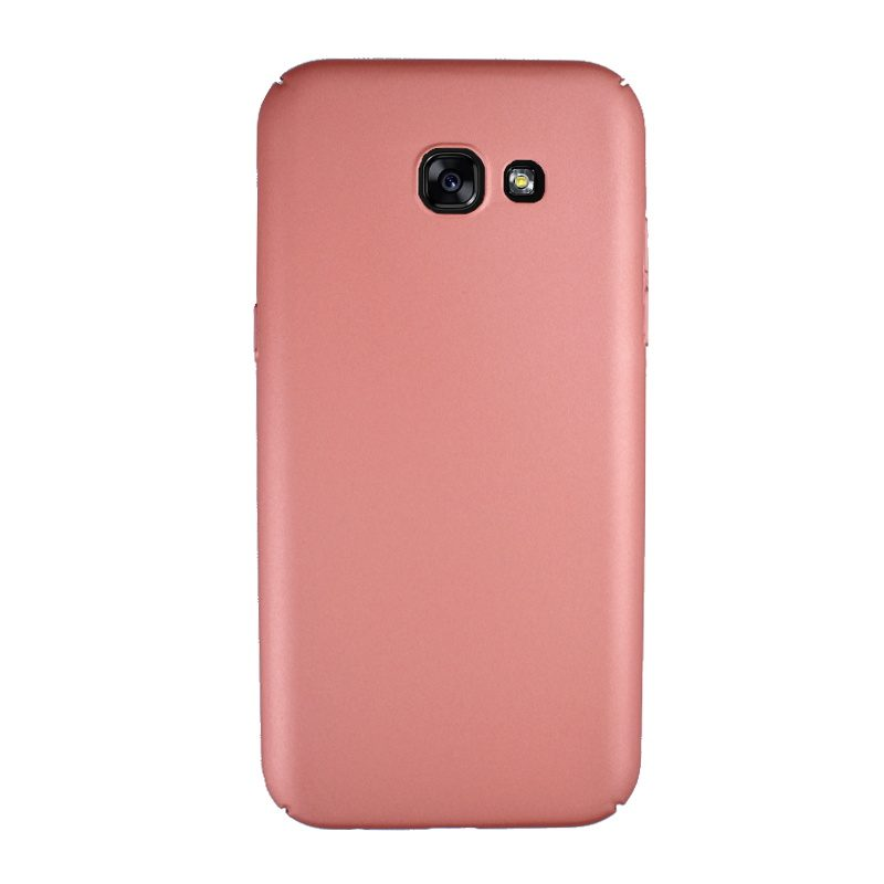 Plastový kryt na Samsung Galaxy A5 2017 Rose Gold