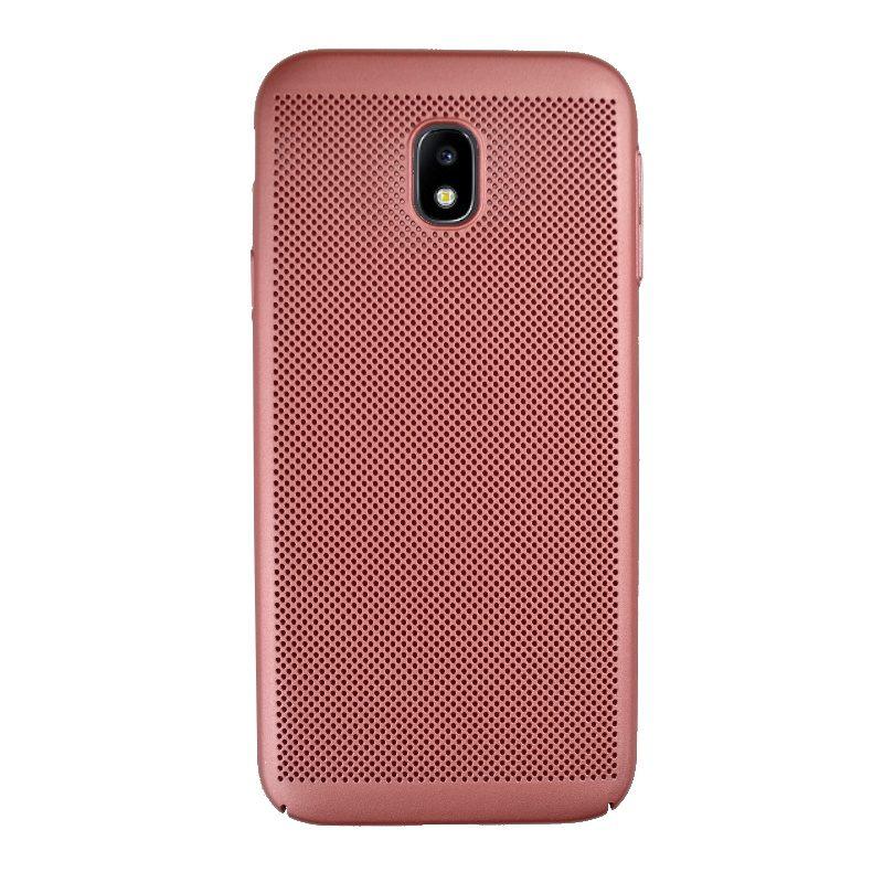 Plastový kryt na Samsung Galaxy J3 2017 Rose Gold