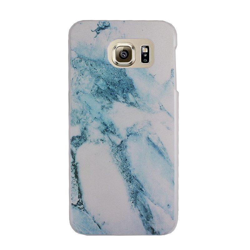 Plastový kryt na Samsung Galaxy S6 - blue marble