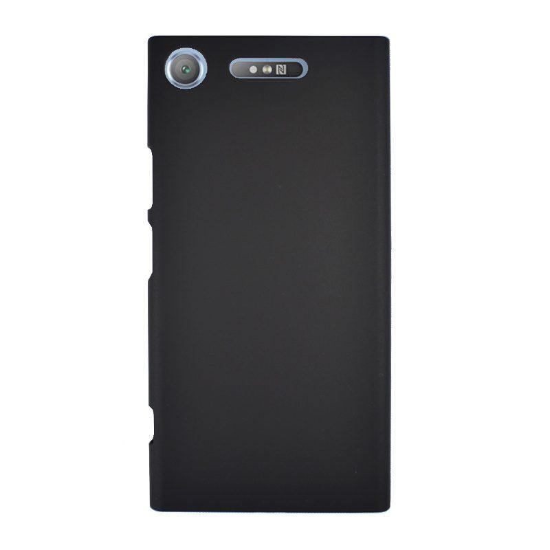Plastový kryt na Sony Xperia XZ1 Black