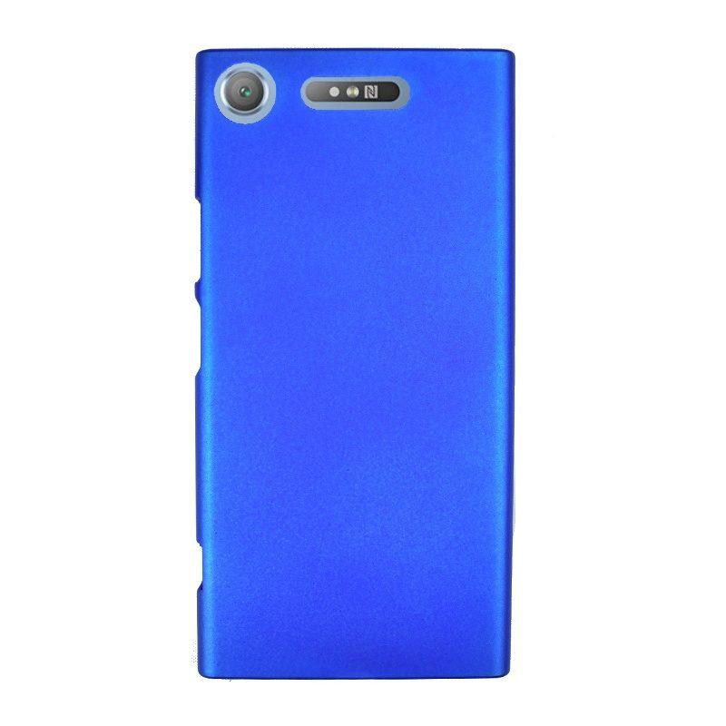 Plastový kryt na Sony Xperia XZ1 Blue