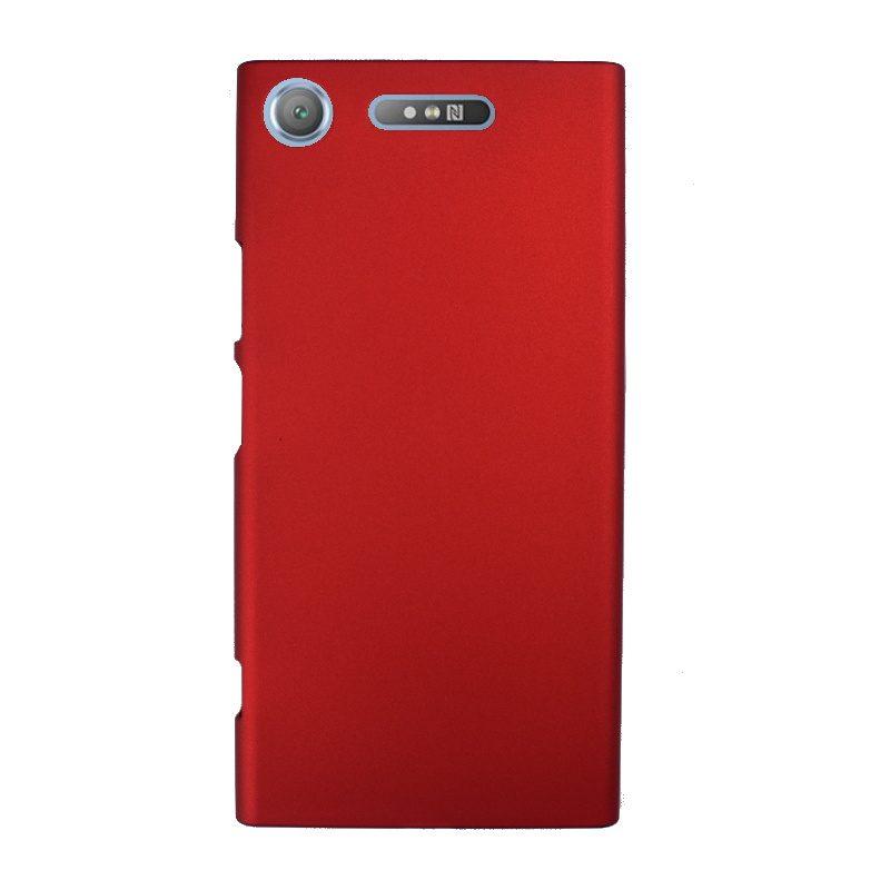 Plastový kryt na Sony Xperia XZ1 Red