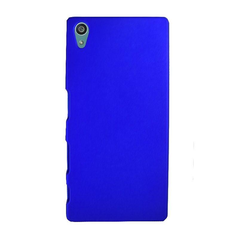 Plastový kryt na Sony Xperia Z5 Blue