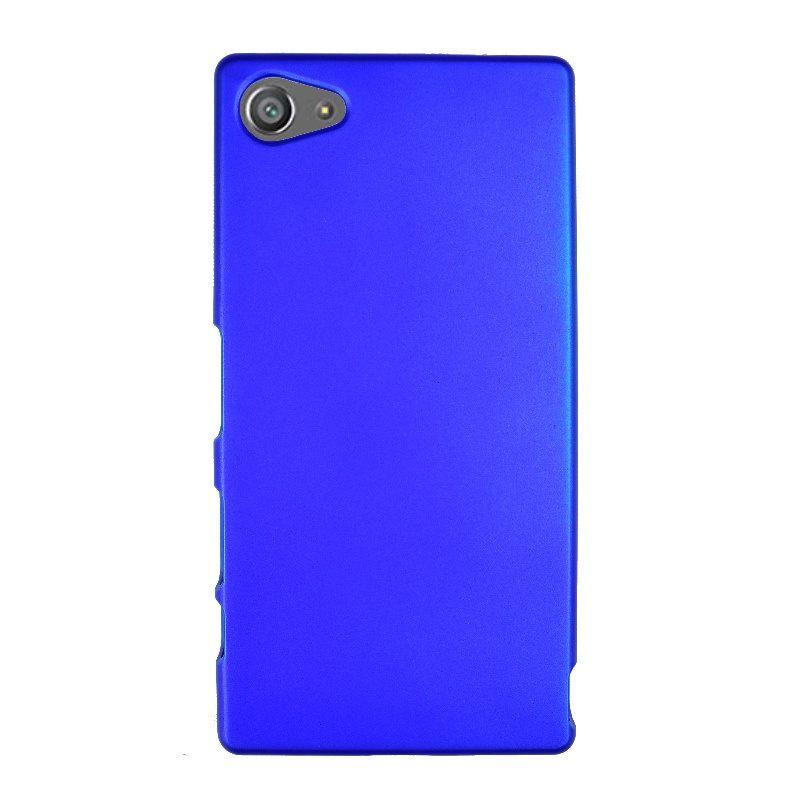 Plastový kryt na Sony Xperia Z5 Compact Blue