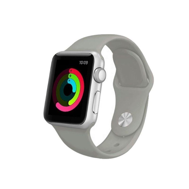 Remienok Apple Watch Dark Grey