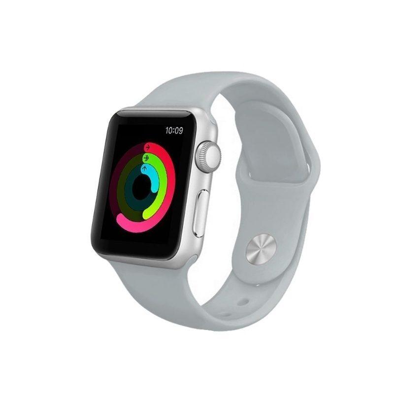 Remienok Apple Watch Light Grey