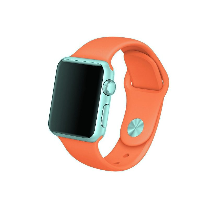 Remienok Apple Watch Light Orange