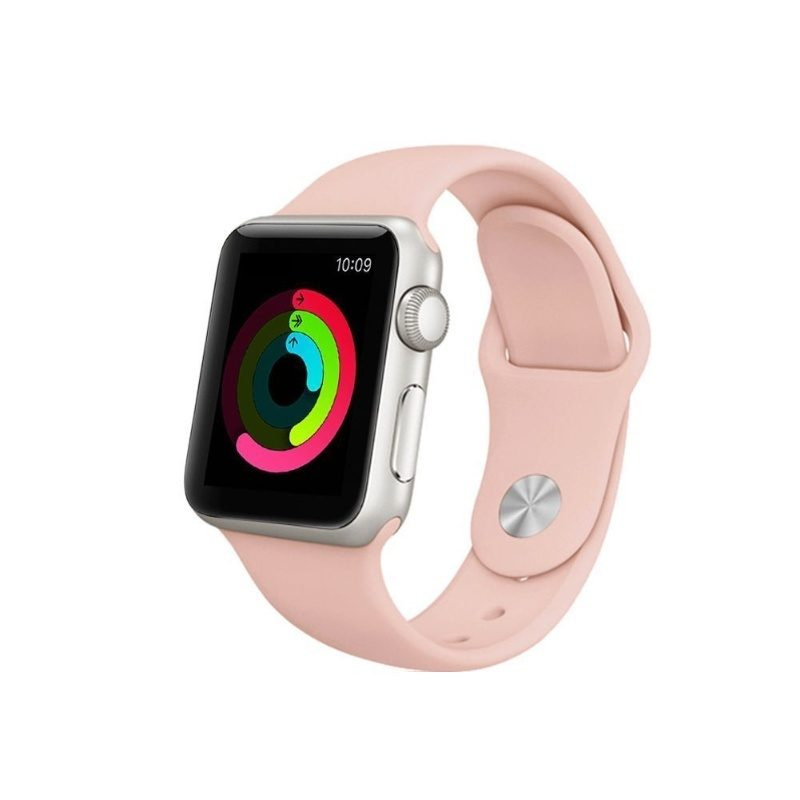 Remienok Apple Watch Light Pink