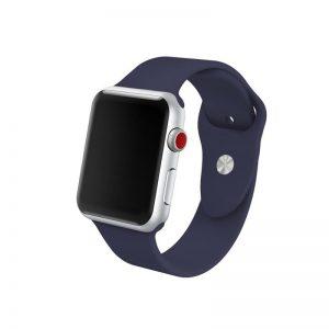 Remienok Apple Watch Navy Blue