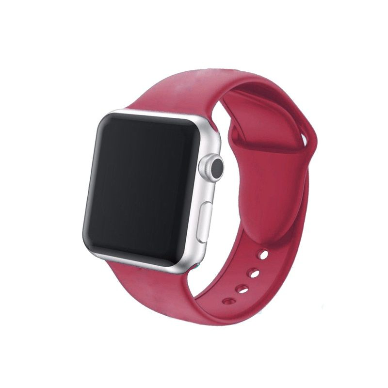 Remienok Apple Watch Rose Red