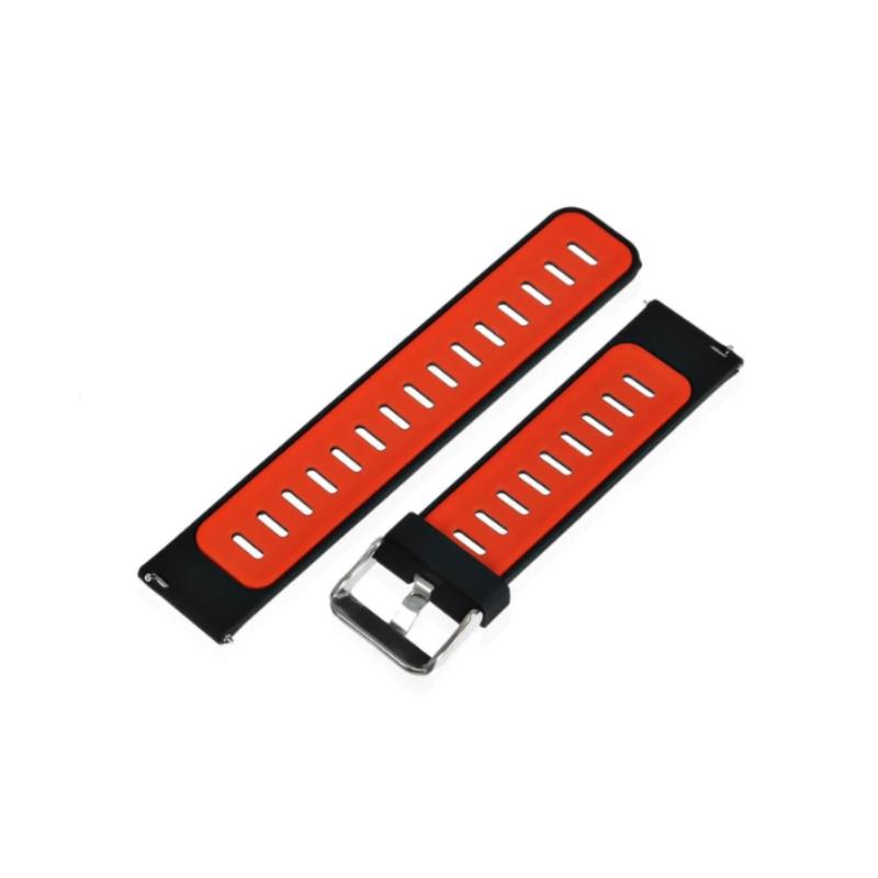 Remienok Xiaomi Amazfit Pace kožený - červený