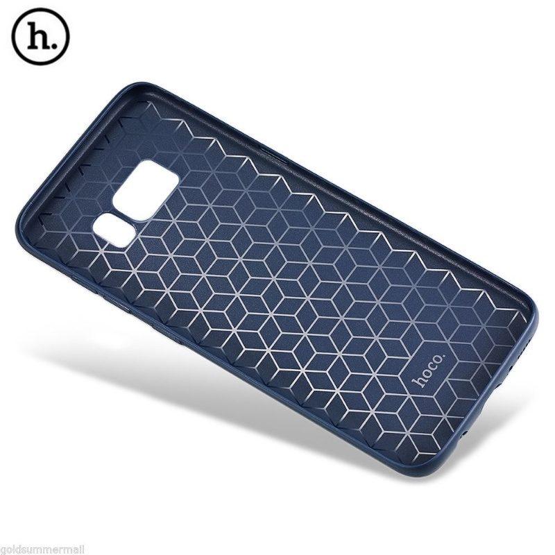 Silikónový kryt na Samsung Galaxy S8 Hoco Carbon Blue