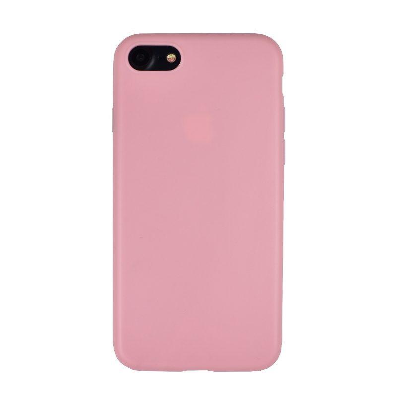 Apple iPhone 7/8 silikónový kryt Light Pink 1