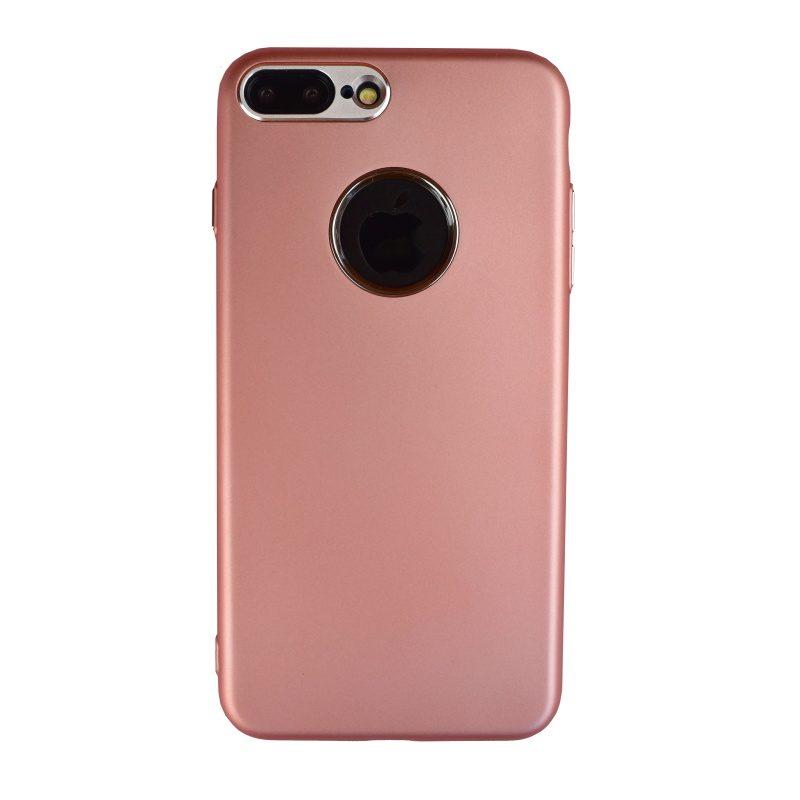 Silikónový kryt na iPhone 7/8 Plus armor Pink