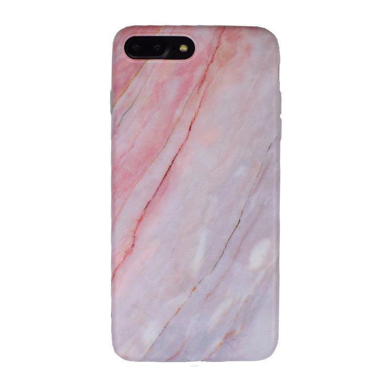 Silikónový kryt na iPhone 7/8 Plus Light Marble