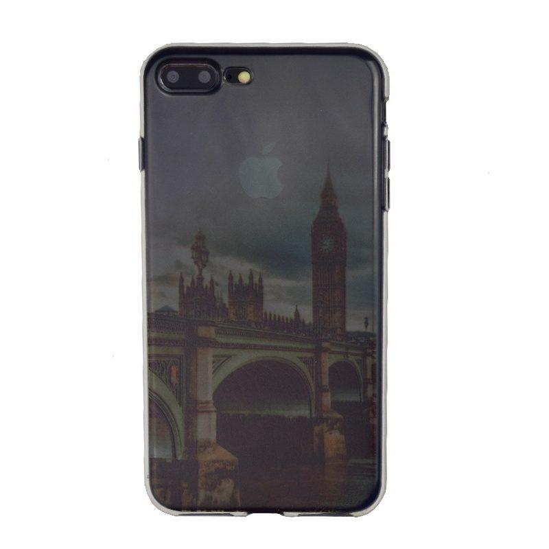 Silikónový kryt na iPhone 7/8 Plus London