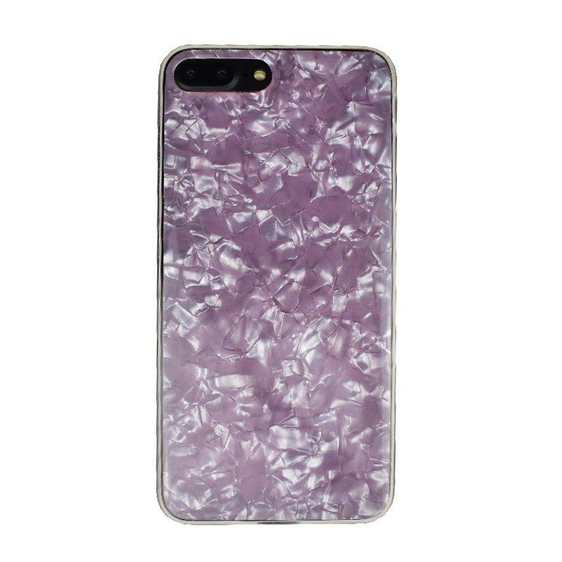 Silikónový kryt na iPhone 7/8 Plus Pink Geometric