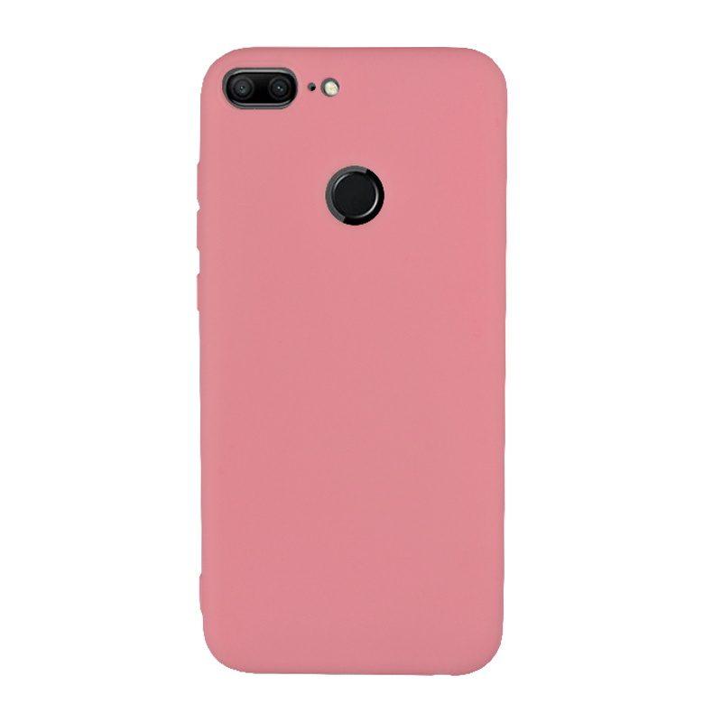 Honor 9 Lite silikónový kryt Pink