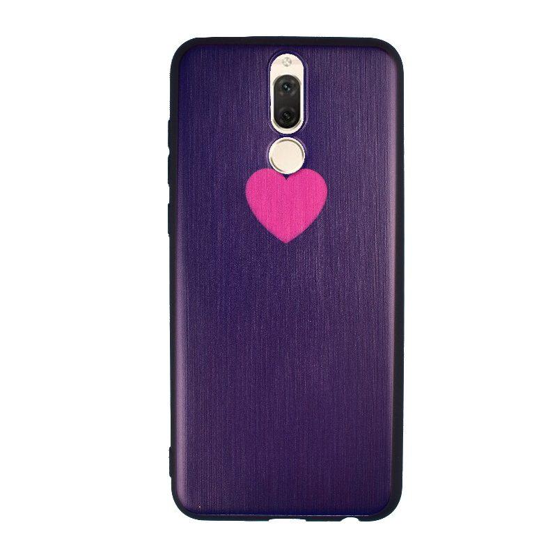Silikónový kryt na Huawei Mate 10 Lite Dark Heart