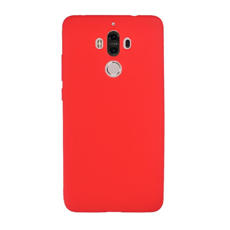 Huawei Mate 9 silikónový kryt Red 1
