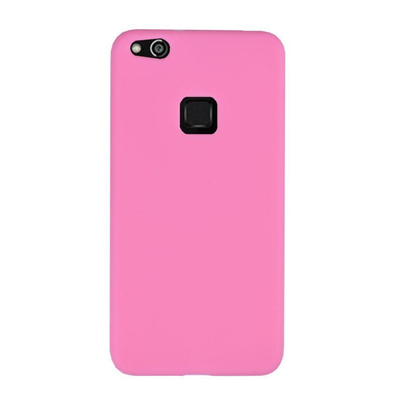 Silikónový kryt na Huawei P10 Lite Pink