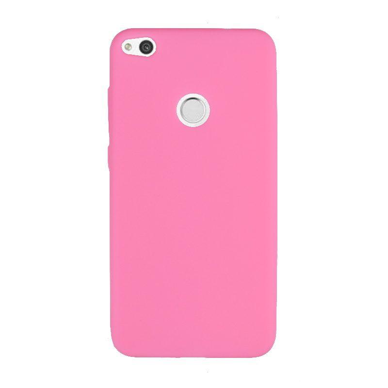 Silikónový kryt na Huawei P9 Lite/P8 Lite 2017 Pink