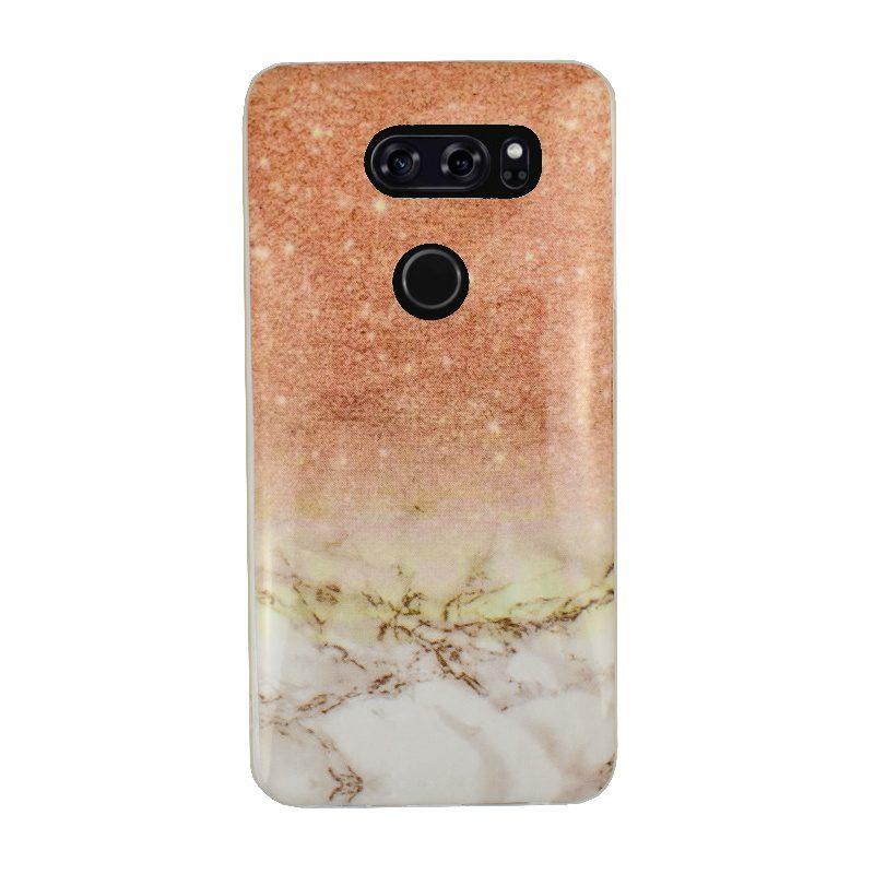 Silikónový kryt na LG V30 Marble