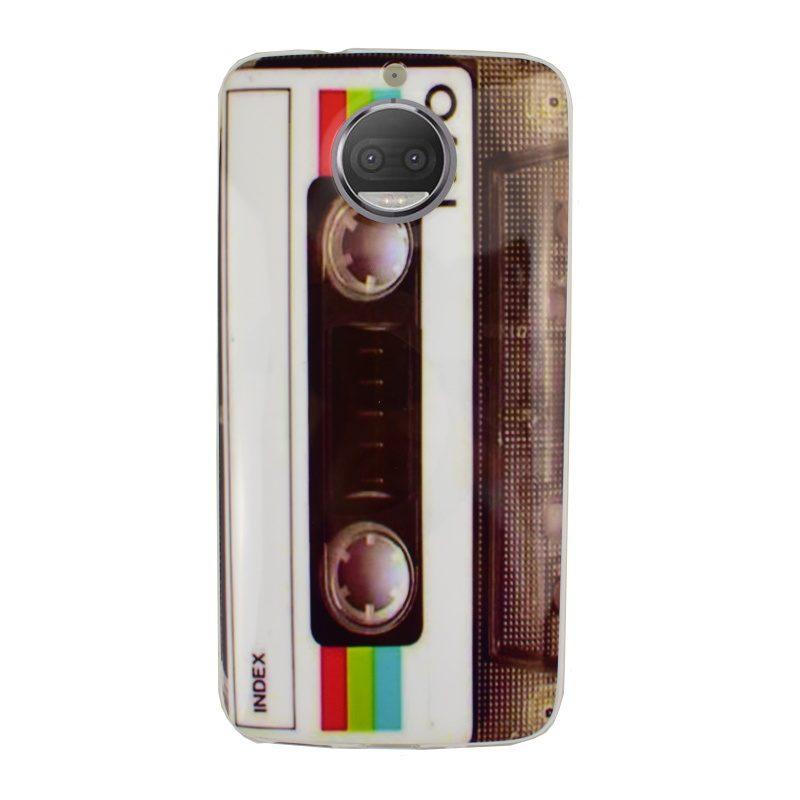 Silikónový kryt na Lenovo Moto G5s Plus Music