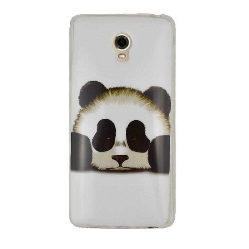 Silikónový kryt na Lenovo Vibe P1 Panda