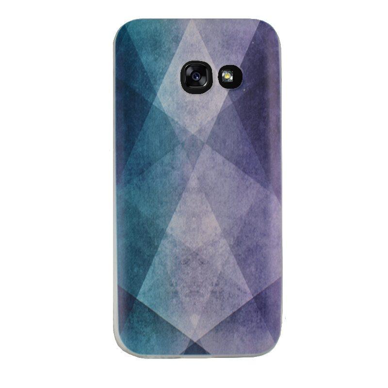 Silikónový kryt na Samsung Galaxy A3 2017 Geometric