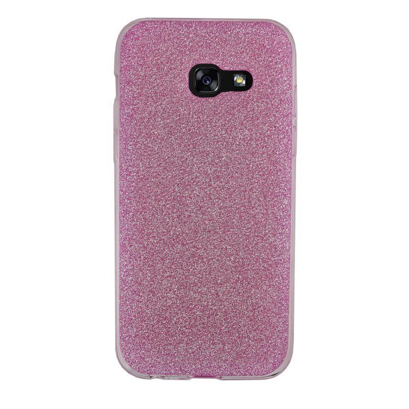 Silikónový kryt na Samsung Galaxy A3 2017 Pink