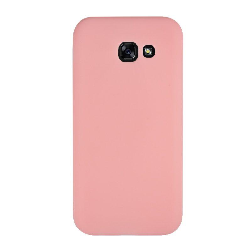 Samsung Galaxy A5 2017 silikónový kryt Light Pink