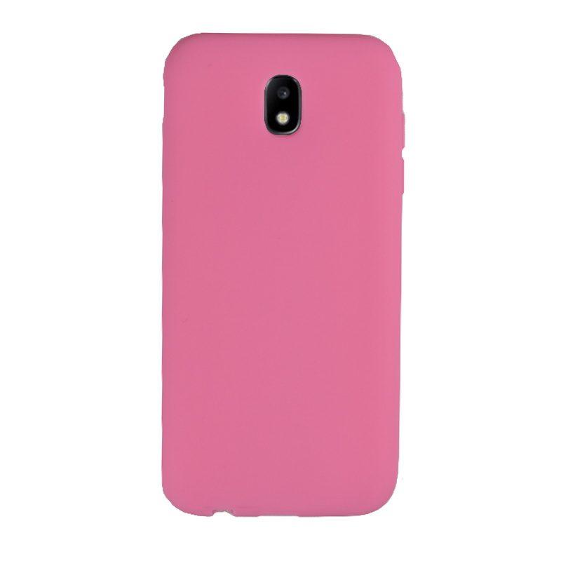 Silikónový kryt na Samsung Galaxy J5 2017 Pink