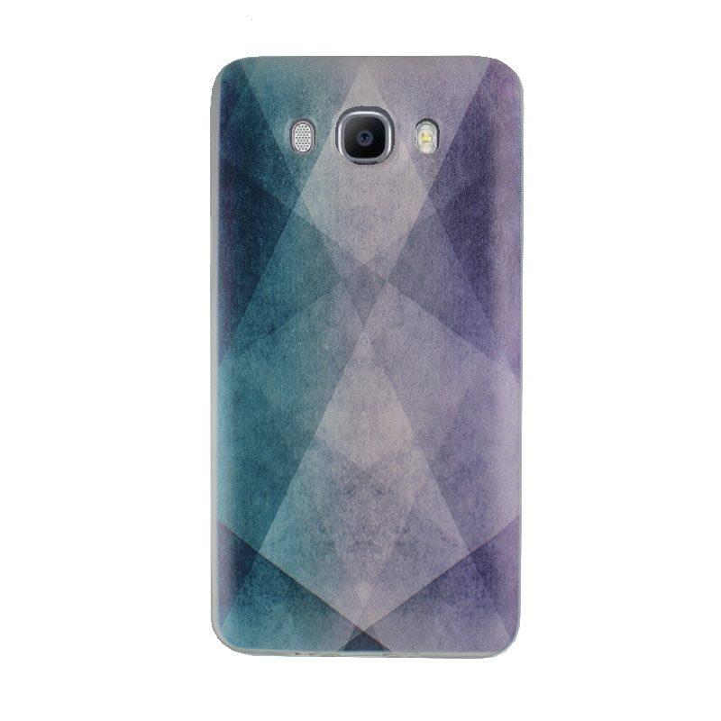 Silikónový kryt na Samsung Galaxy J7 2016 Geometric