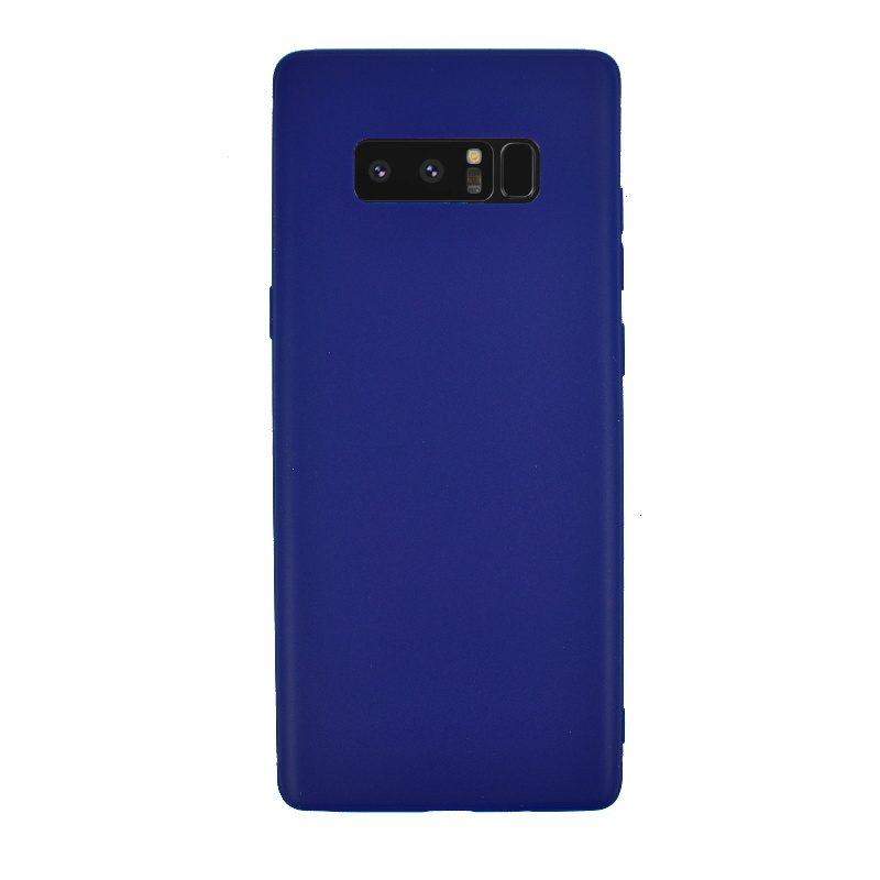 Silikónový kryt na Samsung Galaxy Note 8 Blue