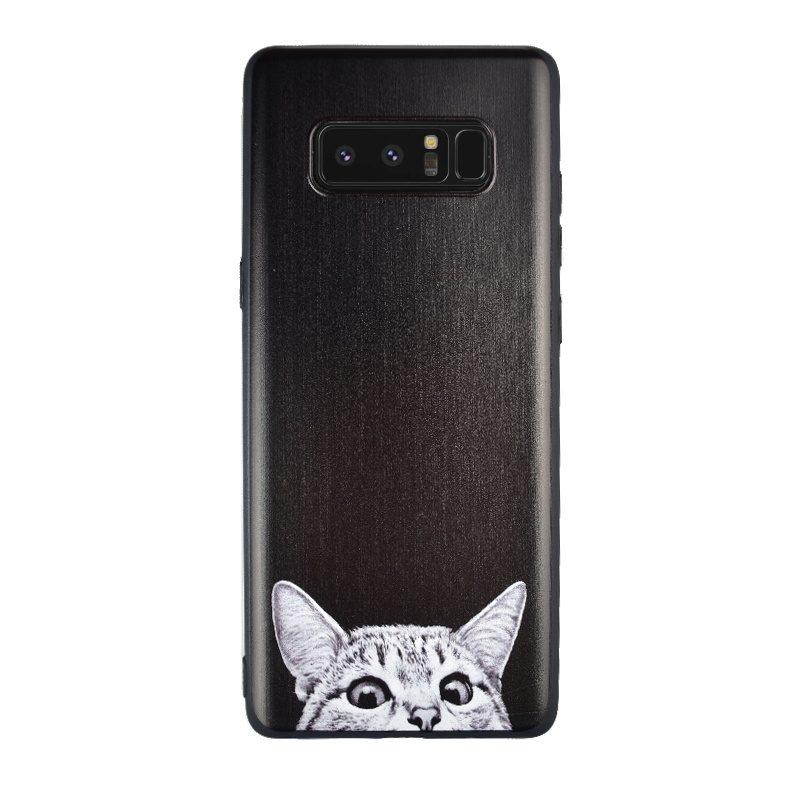 Silikónový kryt na Samsung Galaxy Note 8 Cat