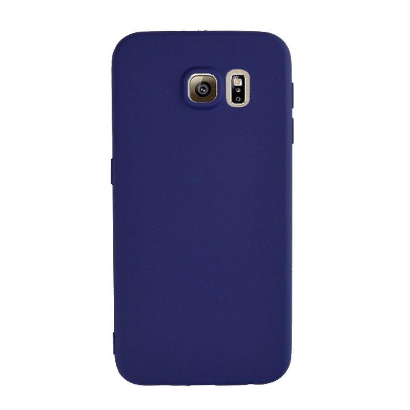 Samsung Galaxy S6 silikónový kryt - blue