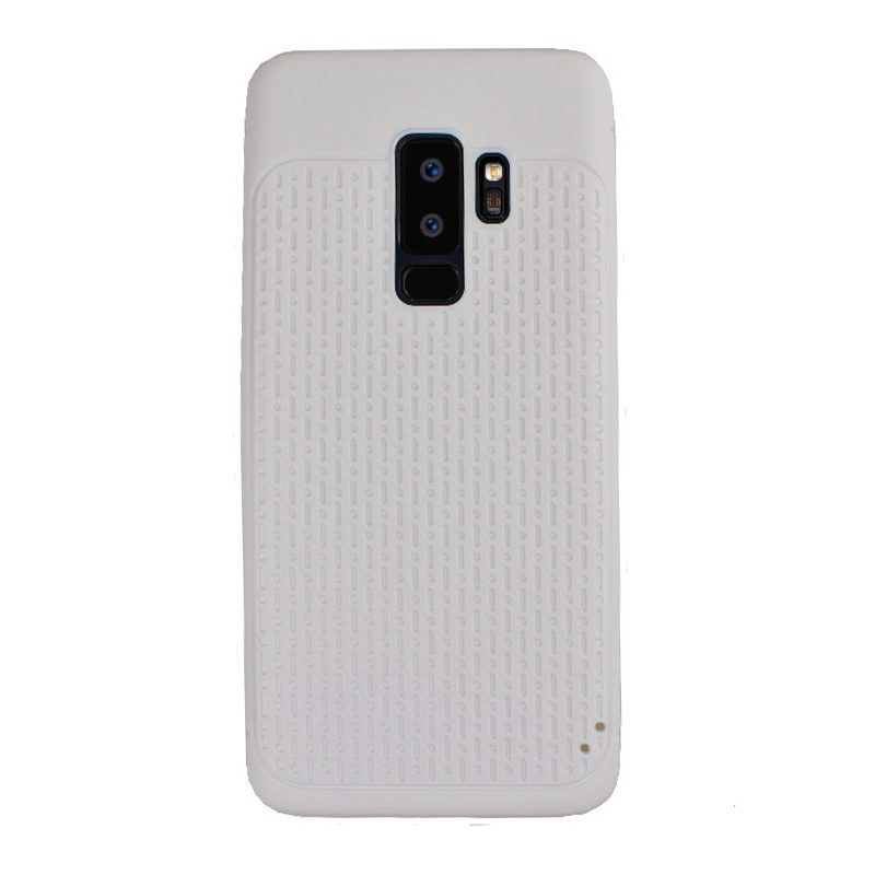 Silikónový kryt na Samsung Galaxy S9+ White Rock