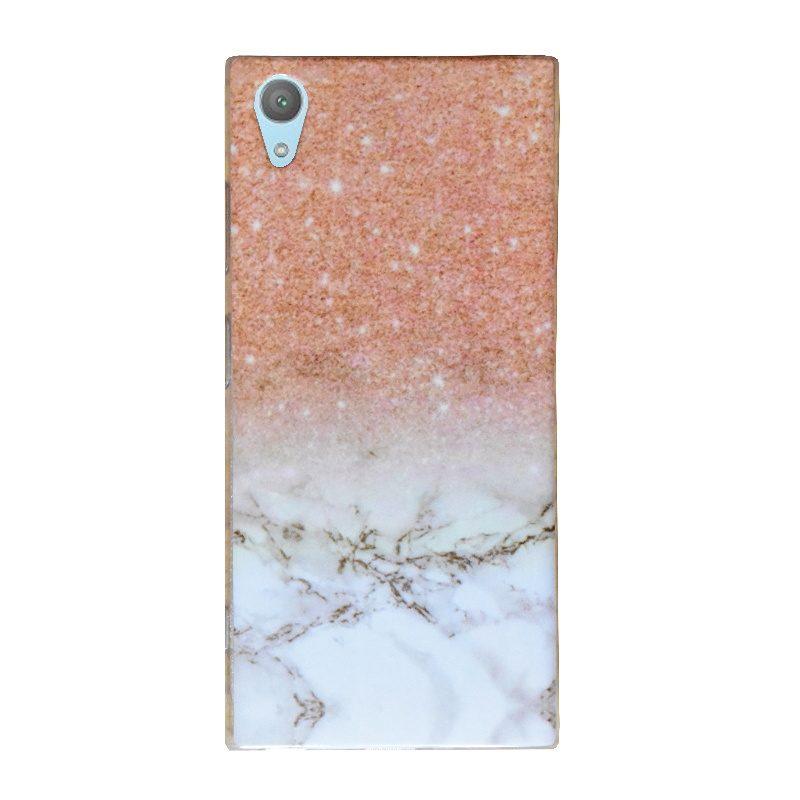 Silikónový kryt na Sony Xperia XA1 Plus Marble