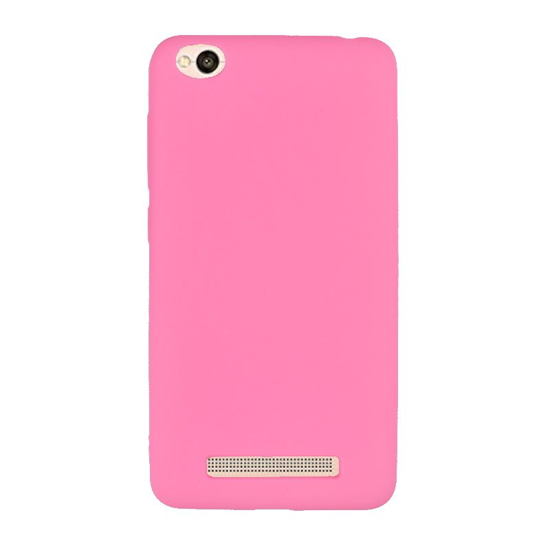 Silikónový kryt na Xiaomi Redmi 4A Pink